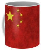 China Flag Coffee Mug