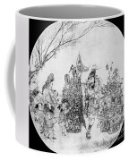 China: Peddler & Children Coffee Mug