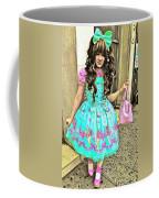 China Town Girl 2013 Coffee Mug