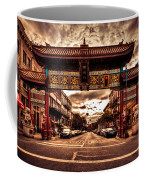 China Town Victoria Coffee Mug