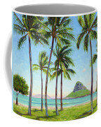 Chinamans Hat - Oahu Coffee Mug