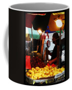 Chinatown Fruit Vendor Coffee Mug
