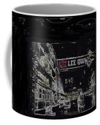 Chinatown Homage Tucson Arizona Circa 1885 1885-2009 Coffee Mug