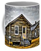 Chincoteague Shanty Artsy Coffee Mug