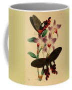 Chinese Butterflies Coffee Mug by Philip Ralley