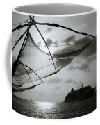 Approaching Cochin Coffee Mug