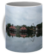 Chinese Fishing Net In Kerala Coffee Mug
