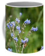 Chinese Forget Me Nots Coffee Mug
