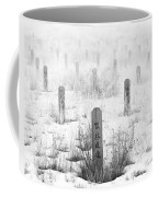 Chinese Grave Markers Coffee Mug