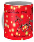 Chinese New Year 2014 Coffee Mug