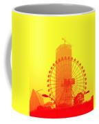 Chinese Wonder Wheel Coffee Mug