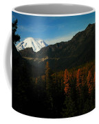 Chinnock Pass From Masatchee Falls Coffee Mug