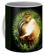 Chipmunk Saying Grace Coffee Mug