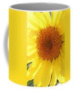 Chipmunk's Peredovik Sunflower Coffee Mug