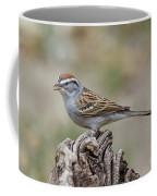 Chipping Sparrow Coffee Mug