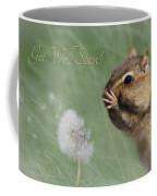Chippy Get Well Soon Coffee Mug