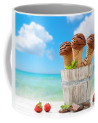 Chocolate Icecreams Coffee Mug