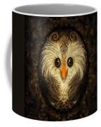 Chocolate Nested Easter Owl Coffee Mug