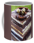 Chocolate Temptation Coffee Mug by Edward Fielding