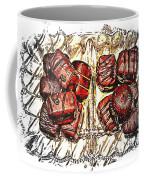 Chocolates - Illustration - Dish - Candy Coffee Mug