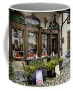 Chocolatier In Gruyeres Coffee Mug