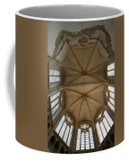 Choir Vault St Thibault Coffee Mug
