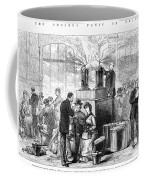 Cholera: 1884 Epidemic Coffee Mug