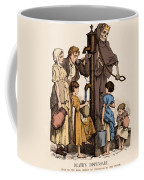 Cholera-infected Pump, 1854 Coffee Mug