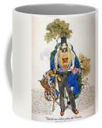 Cholera Protection, 1831 Coffee Mug