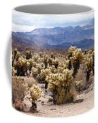 Cholla Cactus Garden Coffee Mug
