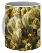 Cholla Cactus Garden Mirage Coffee Mug