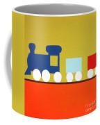 Choo Choo Train Coffee Mug