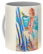 Choose Well Wahine Coffee Mug