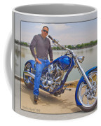 Chopper Motorcycle Coffee Mug