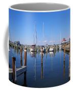 Choptank River Marina Coffee Mug