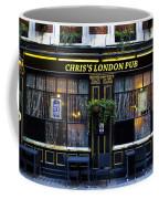Chris's London Pub Coffee Mug