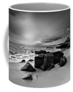 Chris's Rock 2013 Black And White Coffee Mug