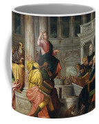 Christ Among The Doctors In The Temple Coffee Mug