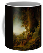 Christ And St Mary Magdalen At The Tomb Coffee Mug