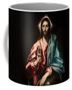 Christ As Savior Coffee Mug