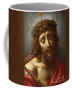 Christ As The Man Of Sorrows Coffee Mug by Carlo Dolci