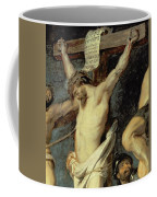 Christ Between The Two Thieves, 1620 Coffee Mug