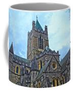 Christ Church Cathedral In Dublin Coffee Mug