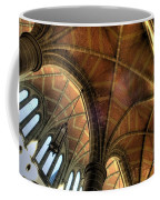 Christ Church Cathedral Roof Detail Coffee Mug