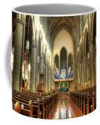 Christ Church Cathedral Victoria British Columbia Coffee Mug