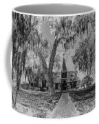 Christ Church Etching Coffee Mug by Debra and Dave Vanderlaan