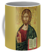 Christ Pantocrator Coffee Mug