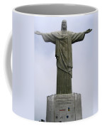 Christ The Redeemer Rio Coffee Mug