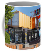 Christchurch Restart Containers Coffee Mug