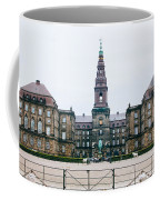 Christiansborg Slot Coffee Mug